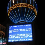 Error'd: Crashing Las Vegas