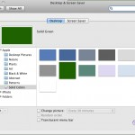 Mac Tip: Create a Solid Color for Desktop Background OSX